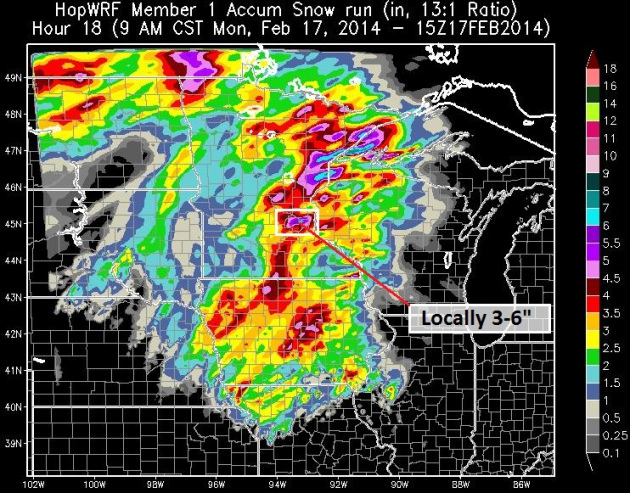 an analysis of ice storms Trend analysis emergency preparedness: secondary hazards associated with severe winter weather april 1, 2013 trend the review of seventeen winter and ice storm after action reports (aars) housed in the.