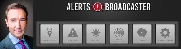 Alerts Broadcaster - Paul Douglas