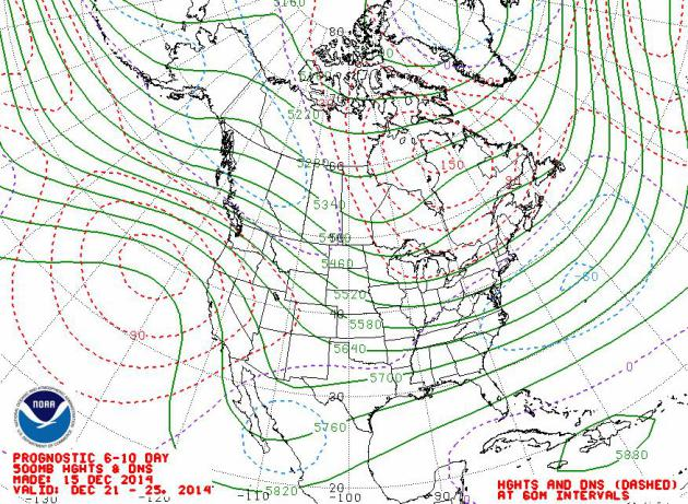 Prevailing Jet Stream Winds December 21 25 I Still Don T See Any Evidence Of The Supernaturally Strong Ridge Of High Pressure Returning For Western North