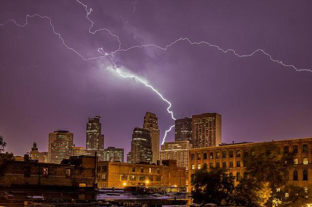 """Recap of Monday """"Hailers"""" – Growing Link Between Climate Change & Extreme Weather"""