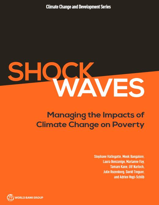 Rapporto: Shock waves: managing the impacts of climate change on poverty