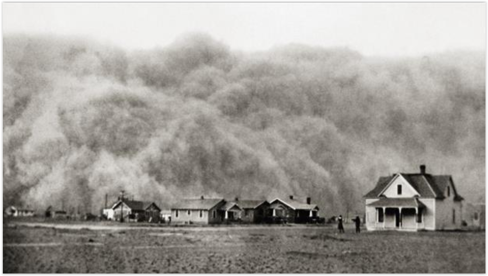an analysis of the effects of the great depression and the dust bowl in the united states of america The great depression the dust bowl it was ultimately the entrance of the us into world war ii that ended the great depression in the united states cite.