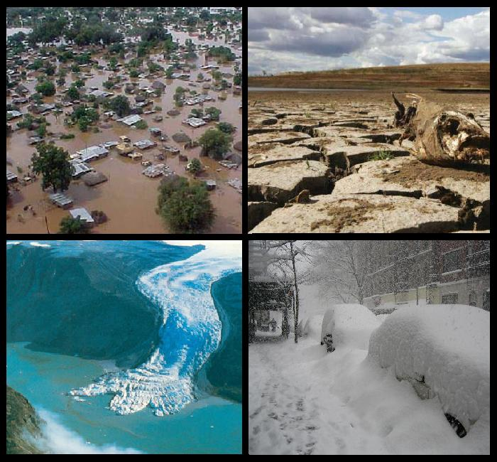 """is """"extreme weather"""" caused by manmade Natural catastrophes and man-made disasters in 2012: a year of extreme weather events and man-made disasters in 2012 caused economic losses of usd 186."""