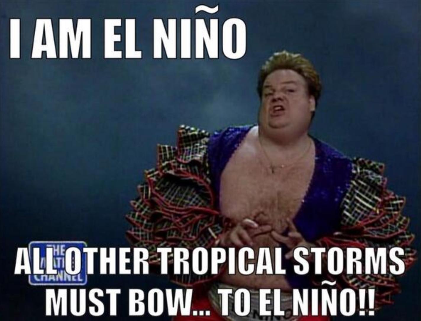 Smoke, Heat and Thunder – El Nino Favors Milder Winter – Dangerous Hurricane Lane Threatens Hawaii