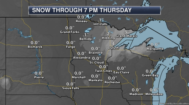 Delightfully Boring - Snow Potential Increases Next Week - A Numbing