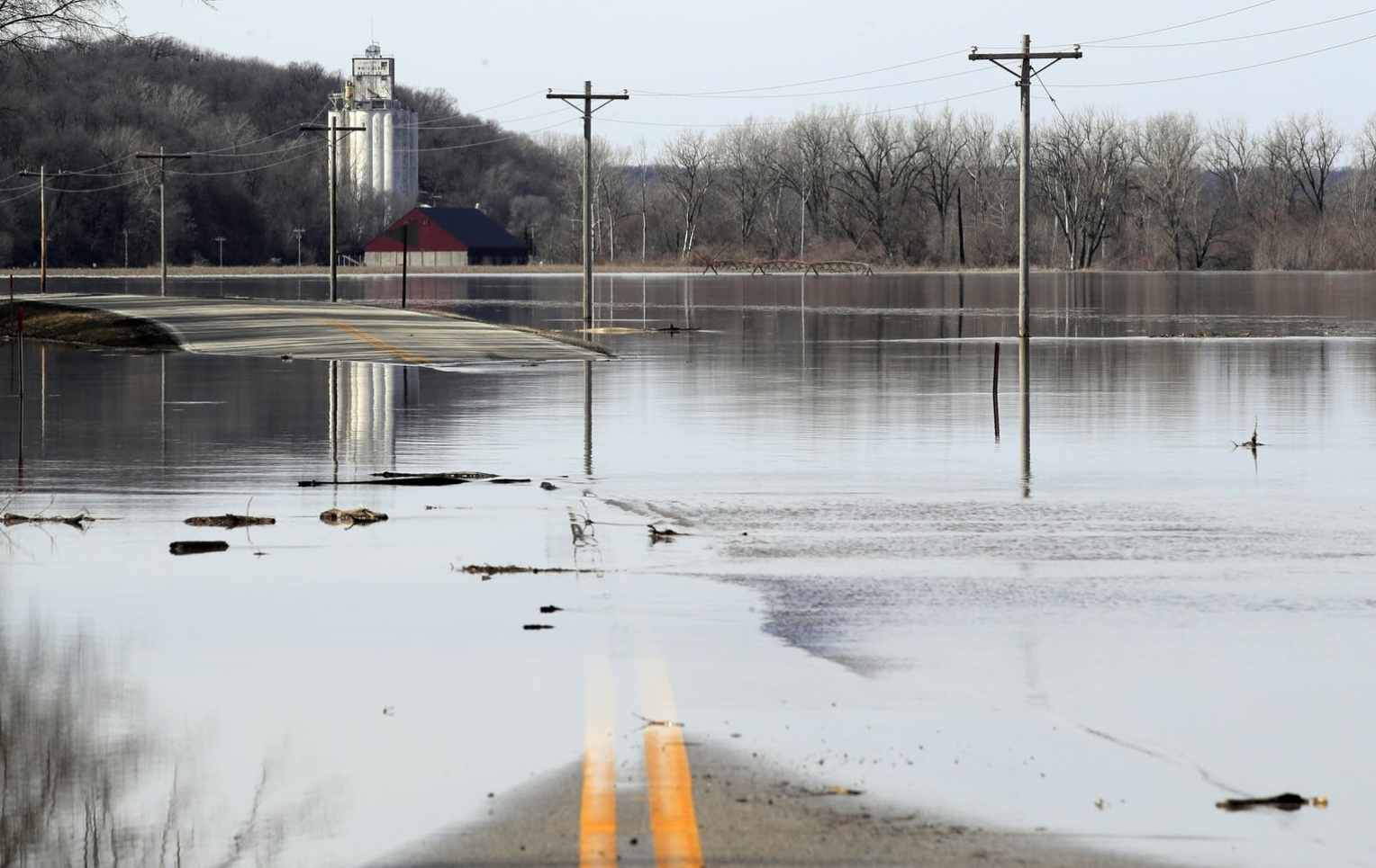 Paul Douglas: Will rapid warming increase flood risk