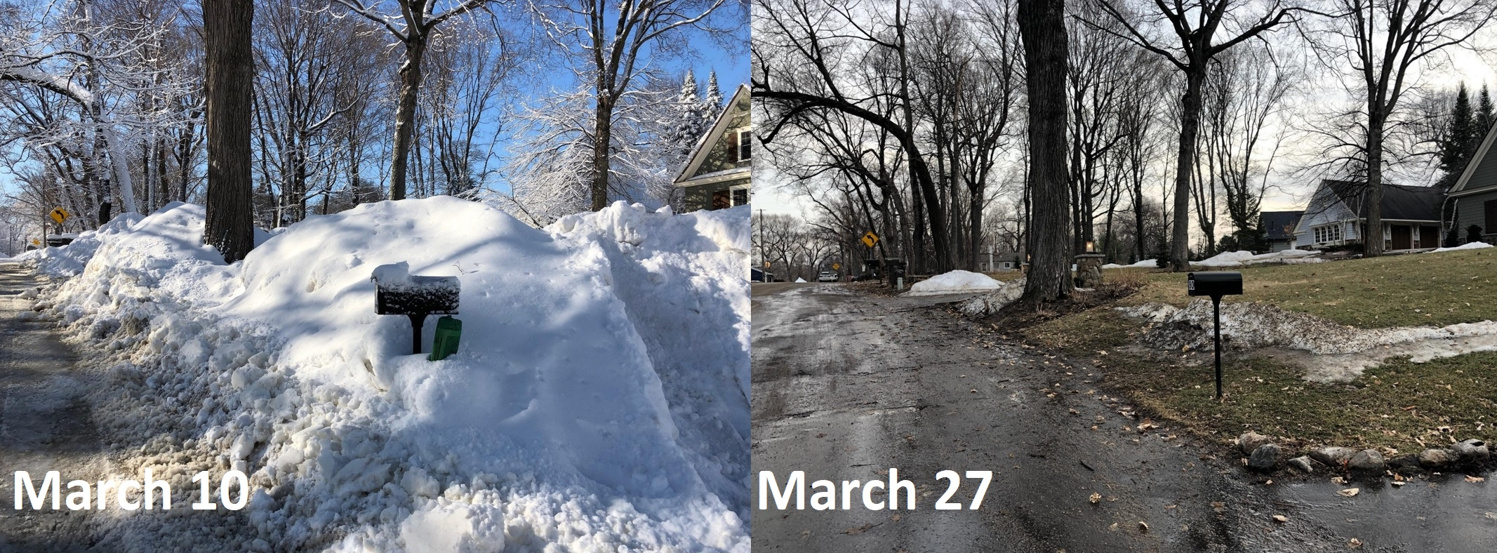 Sun Is Temporarily Back Snow Is Melting >> Recipe For Safe Snow Melt Will Minnesota Dodge A Muddy Bullet