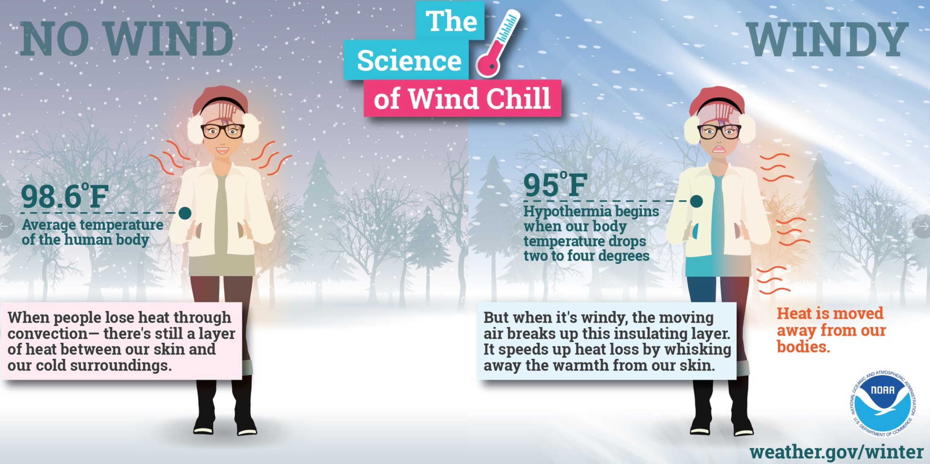 Coldest Day of Winter? Chill Factors From -20 to -30F