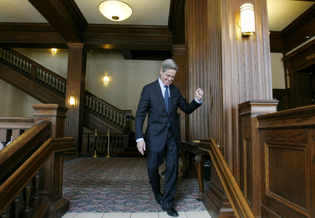 Norm Coleman in 2010