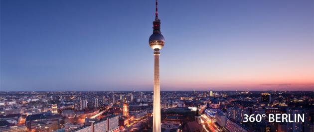 Berlin mage from TV Turm Alexanderplatz Gastronomiegesellschaft mbH