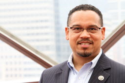 U.S. Rep. Keith Ellison