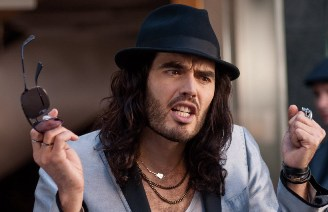 This is Russell Brand, not Russell Wilson.