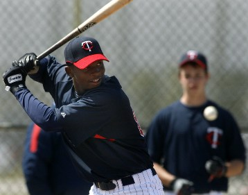 Miguel Sano, reason for hope
