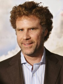 That's Will Ferrell. We think he looks like Ben Roethlisberger. Agree to disagree.