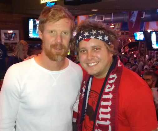 Wessel and Lalas. The big two of U.S. soccer.