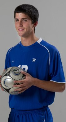 Eric Miller in his 2010 Star Tribune Metro Player of the Year picture