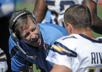 Norv Turner has improved or maintained offenses pretty much eve…