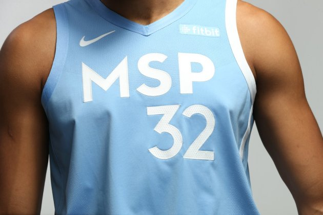 Timberwolves Unveil Latest City Edition Special Jerseys Star