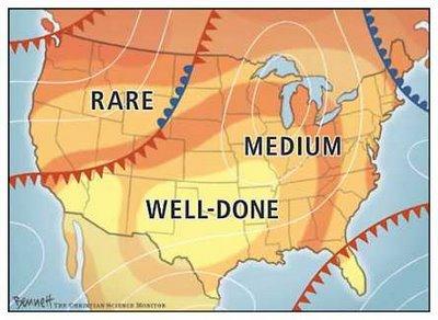 Week Heat Wave Heat Advisory Today Unusual Latesummer Heat - Map of dew points us