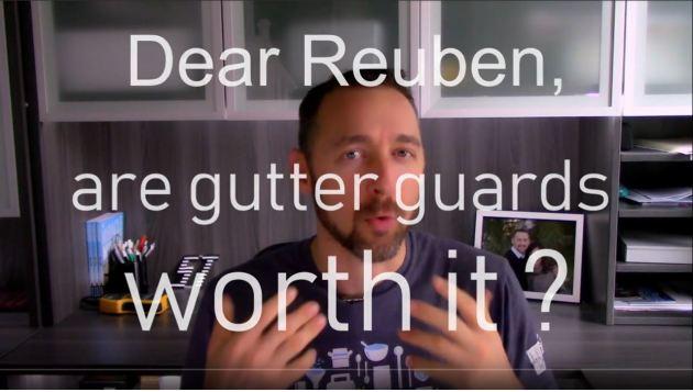 Gutter Guards Video