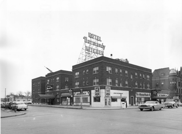 Normandy Kitchen, in a 1960 Star Tribune file photo.