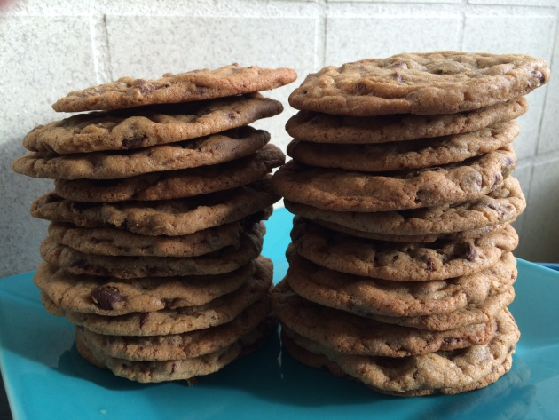 Bake this chocolate chip cookie, part 1