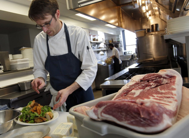 Two Connecticut Chefs Among Beard Foundation Semifinalists