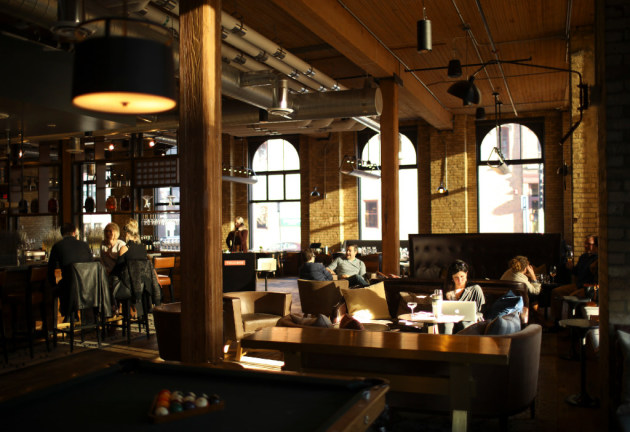 North Loop News A Change In Chefs For The Hewing Hotels Tullibee - Open table minneapolis