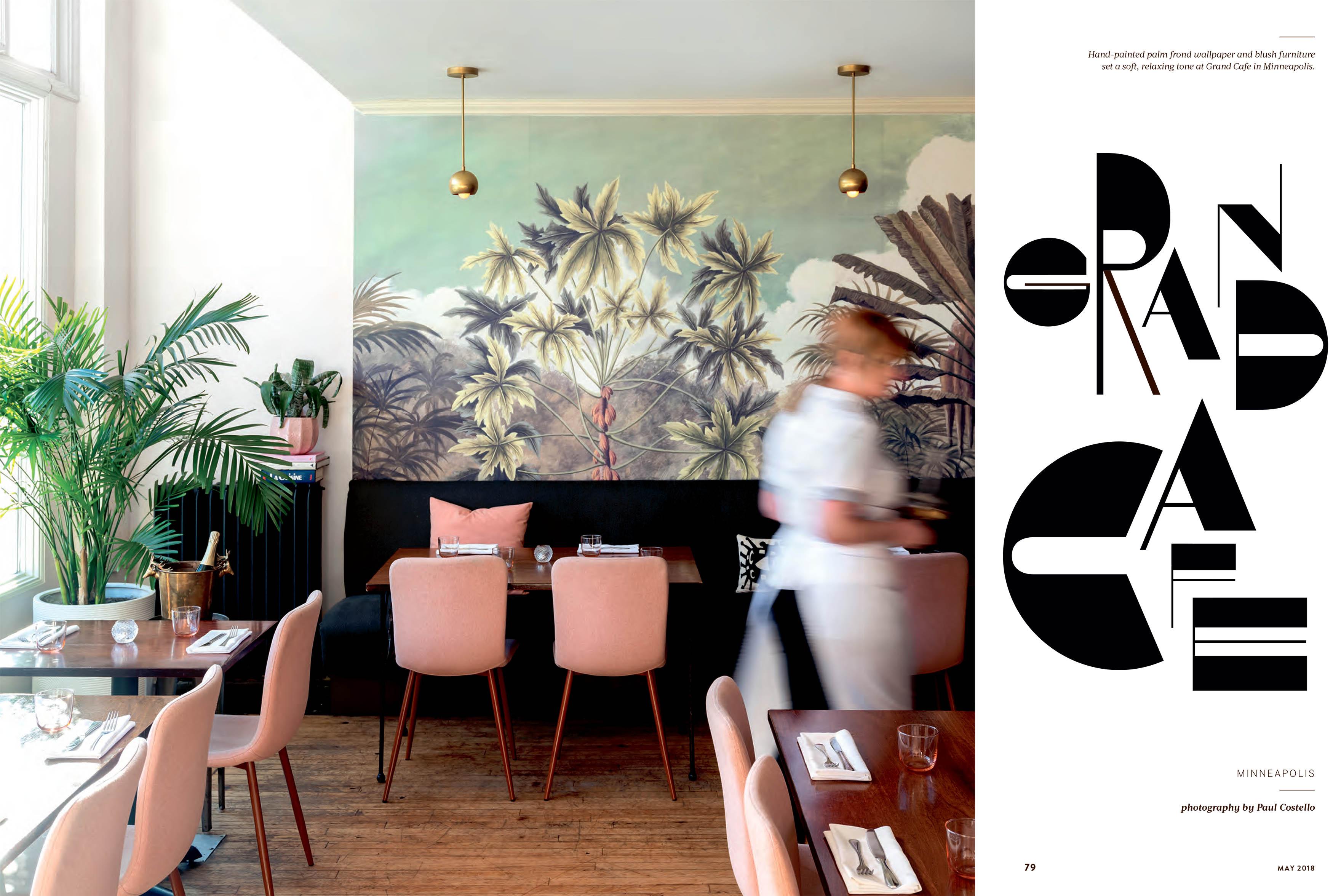 Luxury Jimmy Grand Cafe Menu