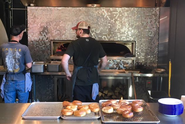 Saint Dinette Owners Open New Wood Fired Bagel Restaurant Near Lyn Lake Startribune