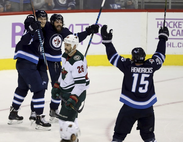 Jets' offensive woes continue as Wild deny sweep