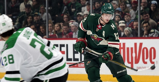 Coyotes end Wild's 5-game winning streak with 5-3 victory