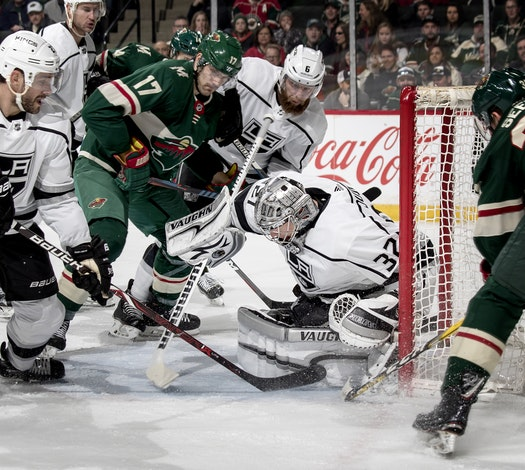 Wild Can Solidify Position At Home, Host Kings Tonight