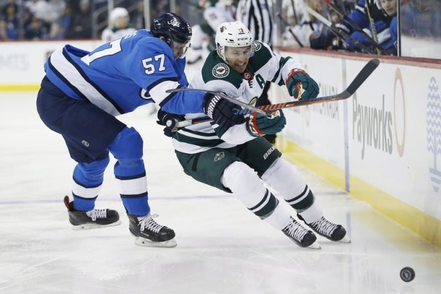 Wild's playoff hopes could end tonight at the X