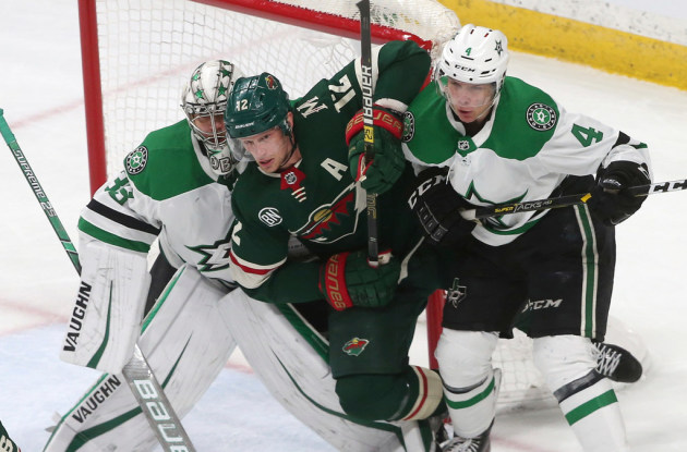 a3883fdb Wild won't 'throw in the towel' in season finale vs. Stars ...