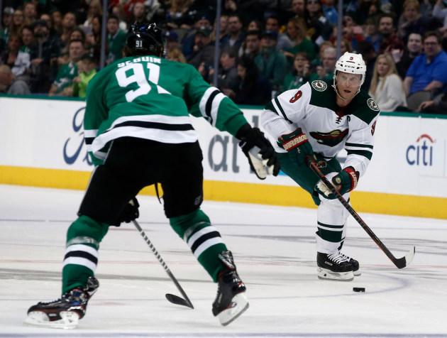 Minnesota Wild vs. Dallas Stars - 12/1/19 NHL Pick, Odds, and Prediction