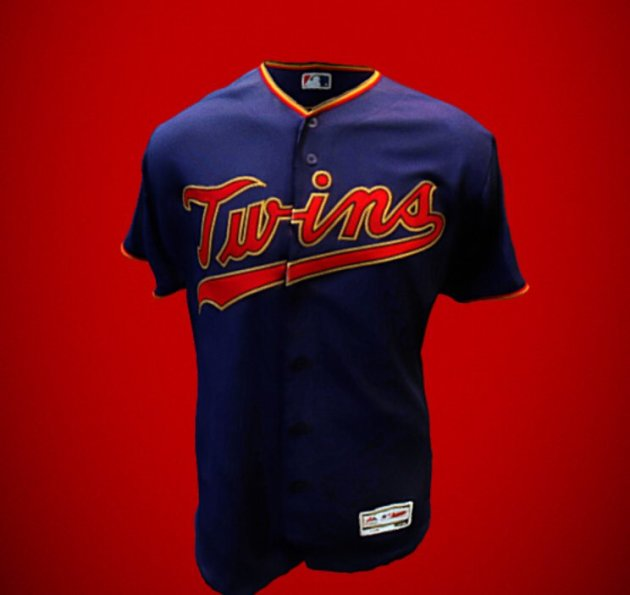 af724b4d936 Twins unveil new home alternate jersey, replacing cream-colored ...