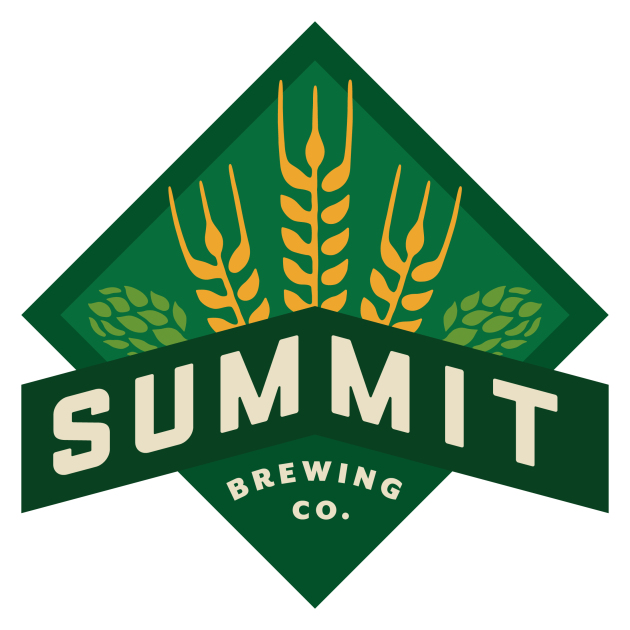 Summit Brewing Co.'s new logo.