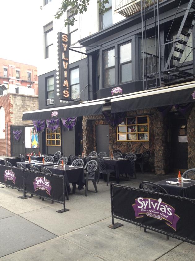 Sylvia Restaurant Nyc Harlem