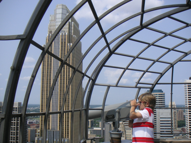 The Foshay Museum and Observation Deck
