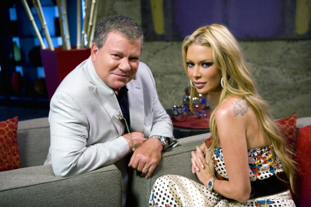 Captain Kirk will not be appearing at the Sexiest Pajama Party -- but Jenna Jameson (right) will. Photo by Doug Hyun.