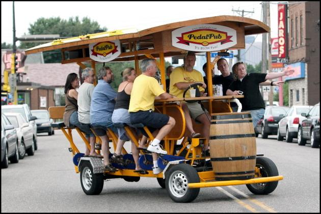 Loud And Proud Pedal Pub Races Return June 10