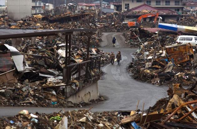 essay on tsunami in japan 2011