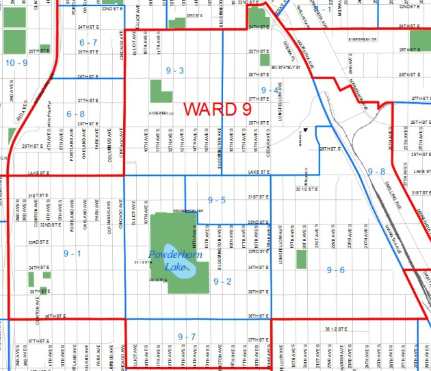 Ward 9 candidates battle for open seat in So  Mpls
