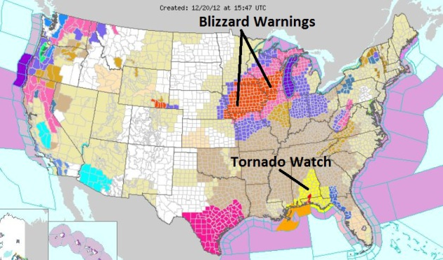 Blizzard Update Iowa and Wisconsin Closed Until Further Notice – Wisconsin Travel Conditions Map