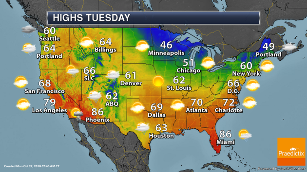 Tuesday Weather Outlook – Potential Coastal Storm This