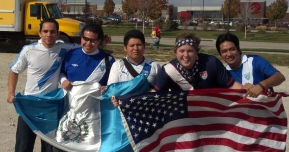 Spreading the gospel of soccer
