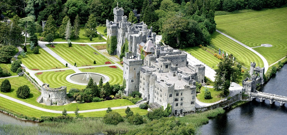 Photo Courtesy of Ashford Castle