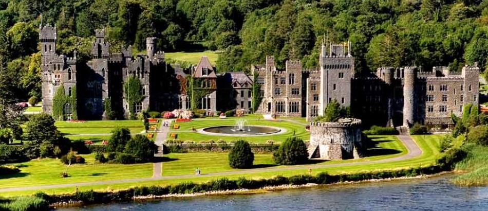 Photo Courtesy of Ashford Castle