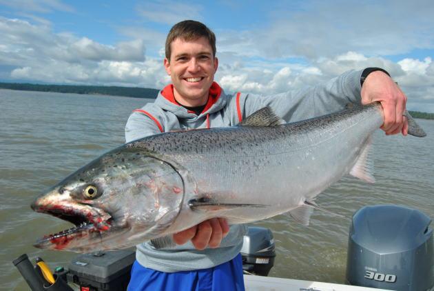 Fishing for Kings - StarTribune com